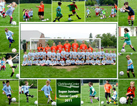 Super Juniors Soccer Camp Group 2 2011