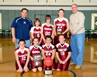 2011 Frankfort Girls Fetterman Tournament