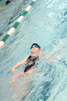 Sharks Swim Team First Splash November 14 2009