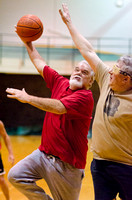 Men's 50+ Senior Basketball League • March 2011