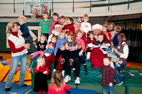 2010 Preschool Christmas Party