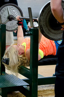 Monster Bench Press Competition • April 4, 2015